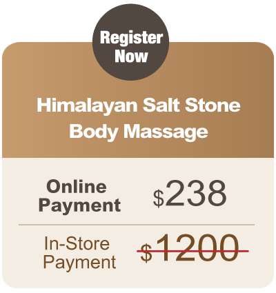Body Massage - Promotion